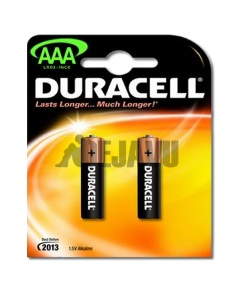 Duracell İnce Pil